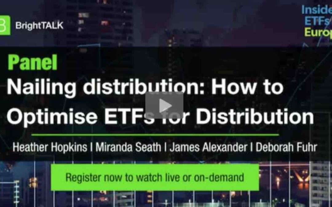 ETF Distribution Trends