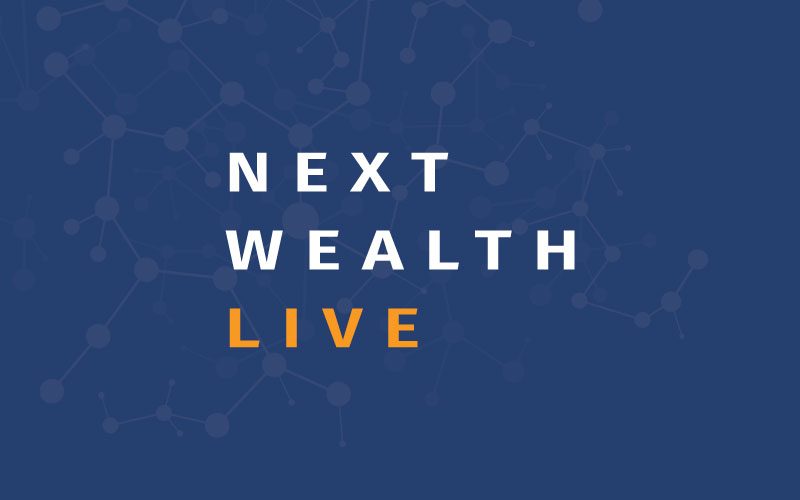 Watch NextWealth LIVE 2019