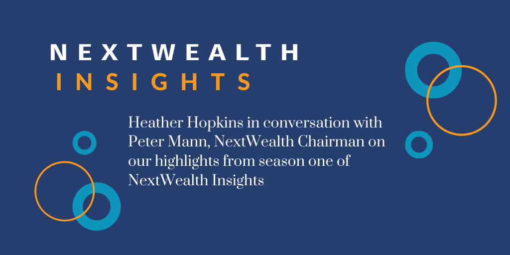 NextWealth Insights: Highlights from Season One