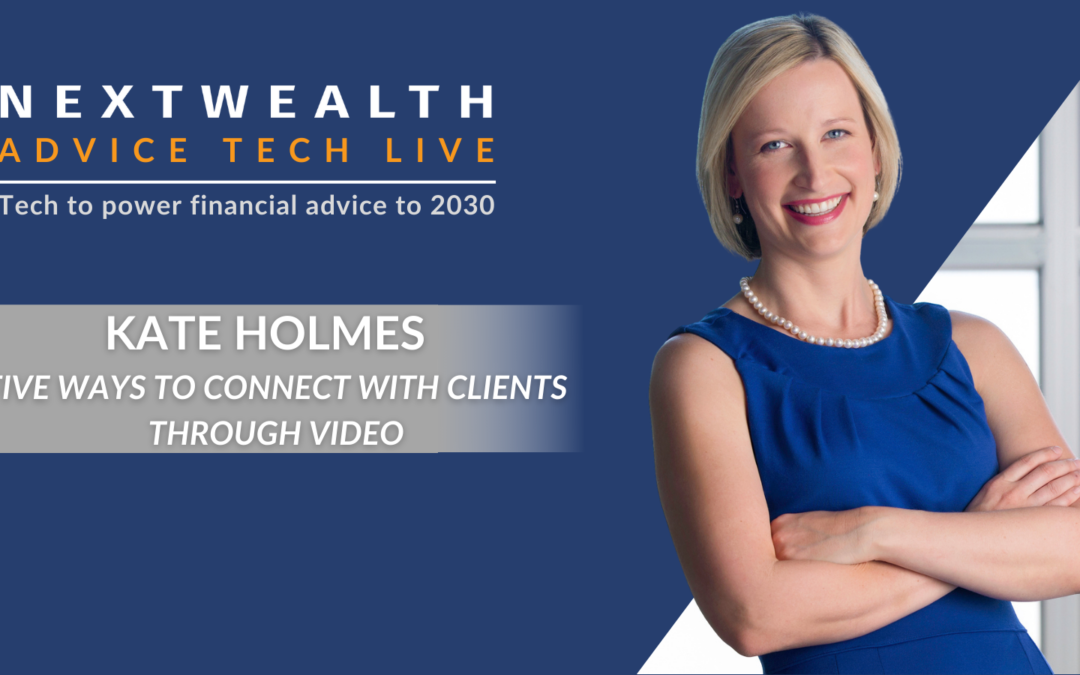 Five ways financial advisers can use video to better connect with clients