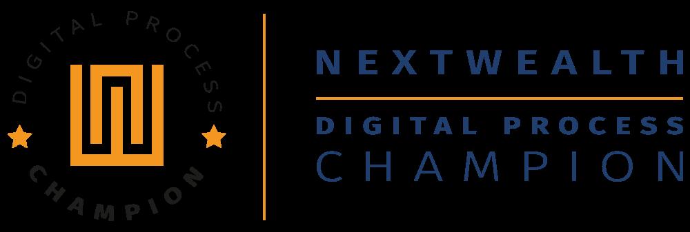 NextWealth Digital Process Champions